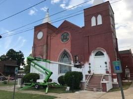 Hunter Chapel Renovations